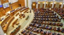 Lipsă de cvorum pentru învestirea Guvernului Orban