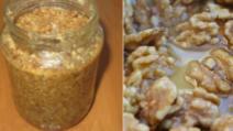 De ce trebuie să incluzi acum în alimentație combinația de miere cu nucă