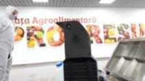 Metodă revoluționară pentru dezinfecția spațiilor publice: nebulizator cu acțiune 3D