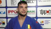 Judoka Alexandru Raicu, aur la Openul din Austria