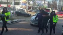 Tânărul care și-a bătut concubina minoră cu biciul, arestat preventiv 30 de zile