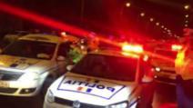 Sofer dat în urmărire de poliție