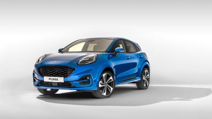 Descopera Noul Ford PUMA, primul autoturism cu propulsie Hybrid fabricat in Romania (P)