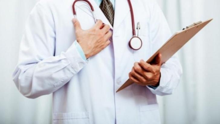 Medic plasat în carantină