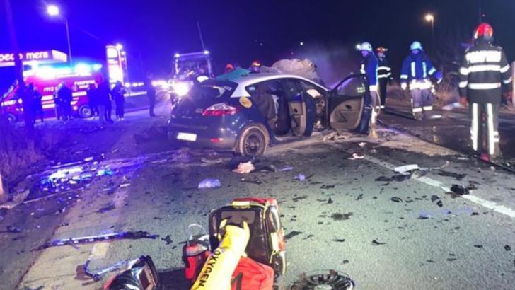 Accident între Cluj și Zalău