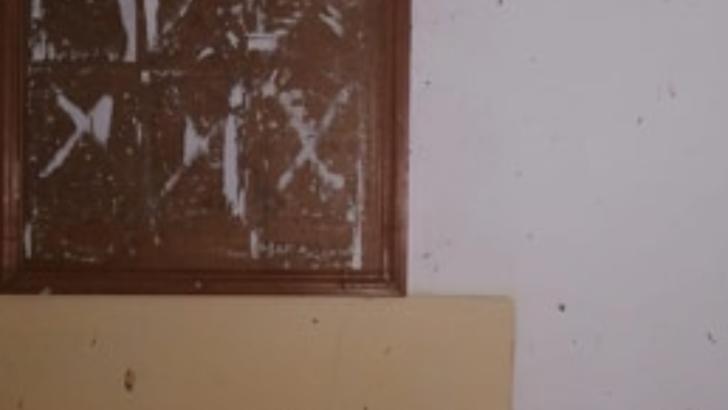 Imagini cu dezastrul din Centrul de Triaj Epidemiologic din Vama Veche unde se triază suspecții de coronavirus
