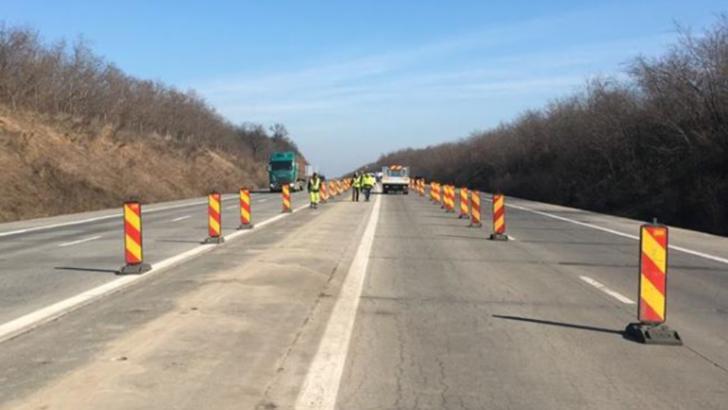 Restricții de circulație pe autostrăzile București-Constanța și București-Pitești