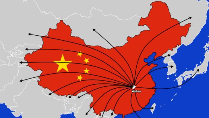 Dupa spitale, China construieste o fabrica de masti medicinale in sase zile