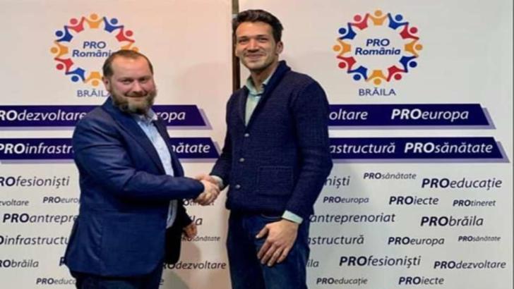Fostul deputat PSD Dorin Petrea s-a înscris în Pro România