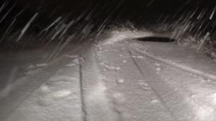 Trafic în condiții de iarnă
