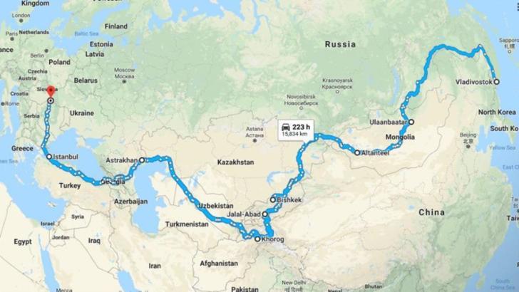 Aventurile sătmăreanului care a plecat într-o expediție în Siberia pe urmele bunicului său
