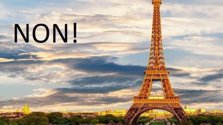 De ce adoră francezii cuvântul NU și ce legătură are asta cu istoria unui popor protestatar