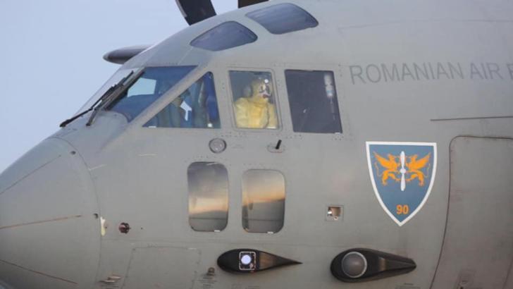 CORONAVIRUS. Doi români veniţi din Wuhan, China, în carantină. Aduşi în ţară cu un avion al Armatei