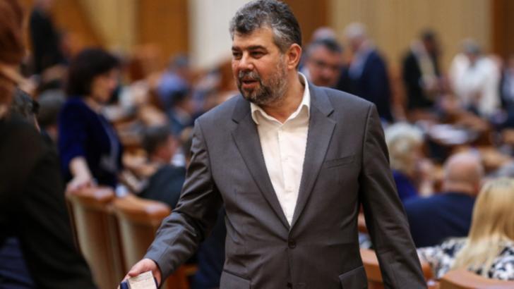 Ciolacu, ieșire furibundă la adresa premierului Orban