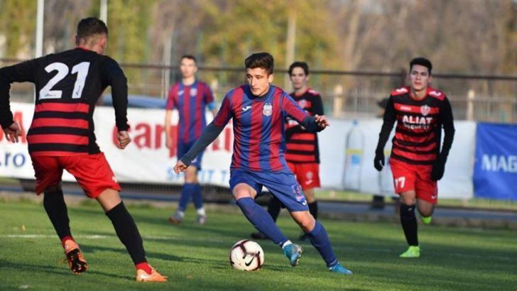 VIDEO | Victorie entuziasmantă pentru CSA Steaua! Reacția antrenorului Daniel Oprița