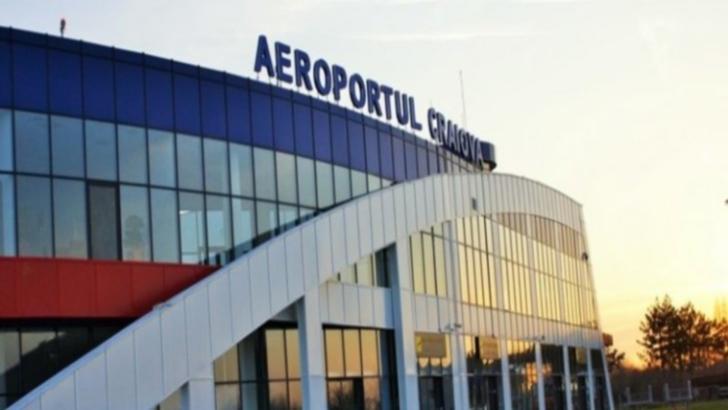 Alerta pe Aeroportul Craiova! 179 de pasageri urmeaza sa soseasca din Italia