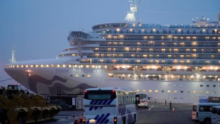 Doi pasageri de pe Diamond Princess, unde sunt și români, au murit de coronavirus