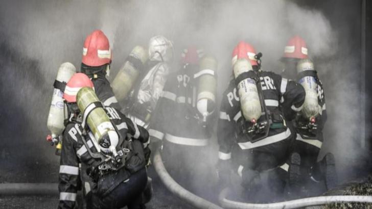 Explozie bloc Slatina