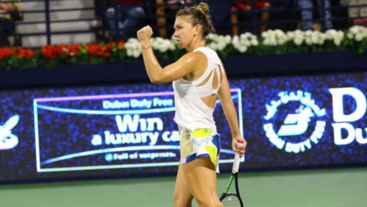 VIDEO | Simona Halep, campioană la Dubai! Victorie dramatică împotriva Elenei Rybakina, în tiebreak-ul setului decisiv