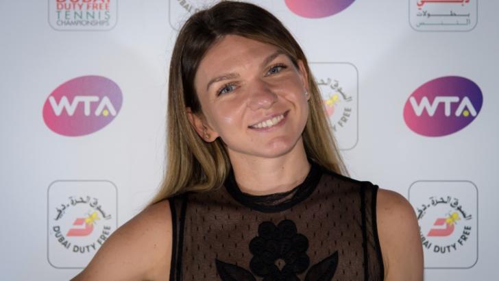 VIDEO | Simona Halep, la petrecerea jucătoarelor de la Dubai! Ce a declarat românca