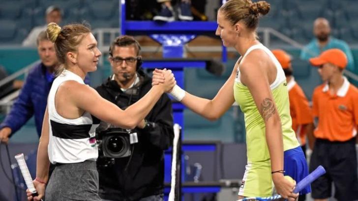 """Karolina Pliskova, impresionată de Simona Halep! """"Este o luptătoare în mod deosebit"""""""