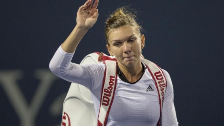 Simona Halep s-a retras de la turneul de la Doha