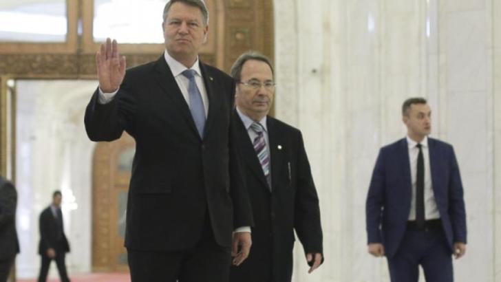 Klaus Iohannis, Valer Dorneanu