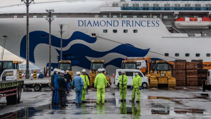 CORONAVIRUS. Ministrul de Externe, ANUNȚ de ultima ora despre romanii de pe nava de croaziera din Japonia