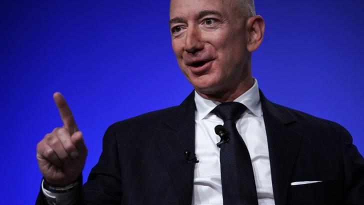 sursa: CNBC/Jeff Bezos incalzire globala