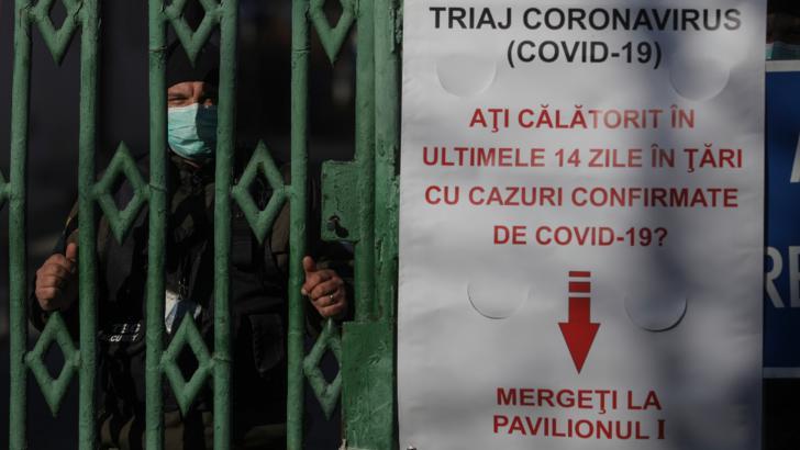Primele informații despre pacientul cu coronavirus. Raed Arafat: Starea lui este bună / Foto: Inquam Photos / Octav Ganea