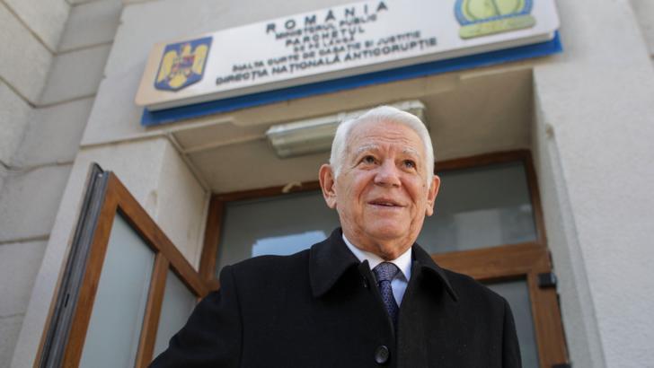 Teodor Meleșcanu, la DNA Foto: Inquam Photos / Octav Ganea