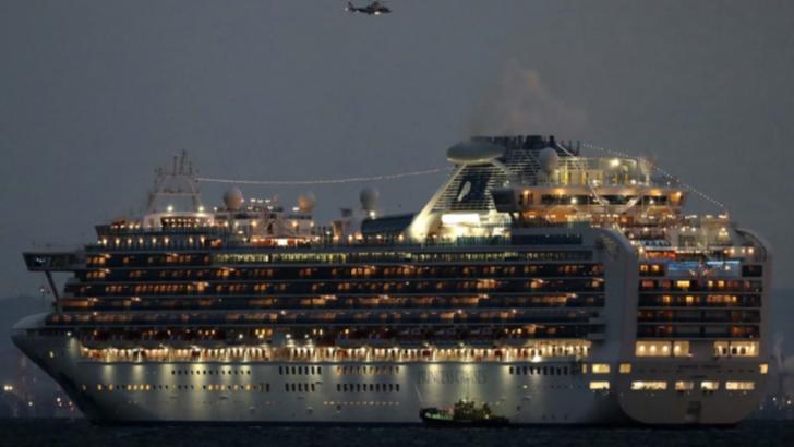 CORONAVIRUS. Două nave de croazieră, aflate în carantină pe mare