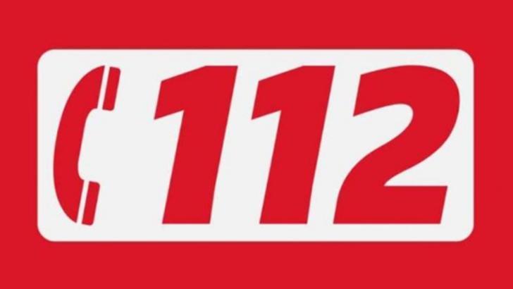 Apeluri false la 112
