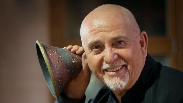 Peter Gabriel Foto: Facebook/Photo by York Tillyer