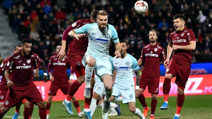 Planic și-a aflat pedeapsa după eliminarea din meciul CFR Cluj – FCSB