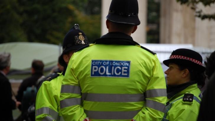 Poliție Londra / Imagine de arhivă