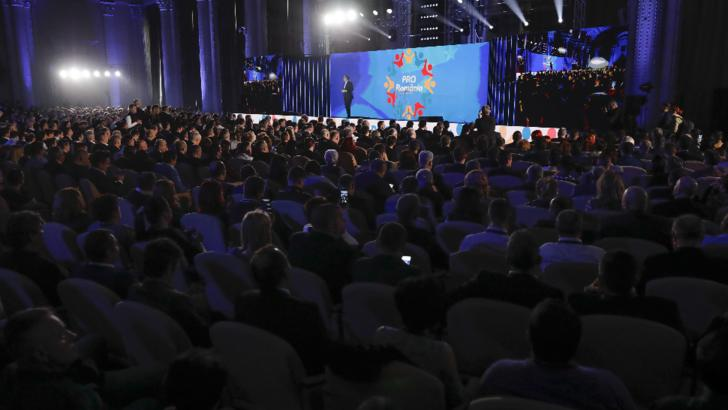 Victor Ponta la Convenția Pro România Foto: Inquam Photos / George Călin
