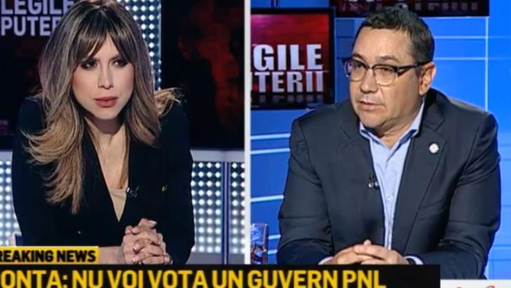 """Victor Ponta la Realitatea PLUS: """"Ludovic Orban e un virus mai periculos pentru România decât coronavirus"""""""