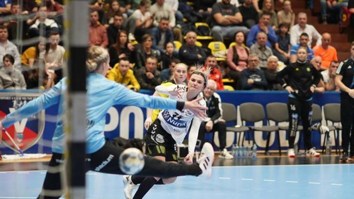 Ce performanță! SCM Râmnicu Vâlcea s-a calificat în sferturile Ligii Campionilor!