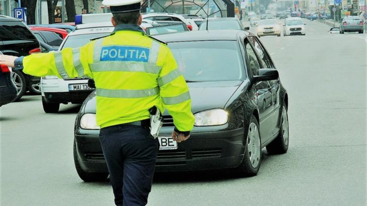 Razie a Poliției în Capitală