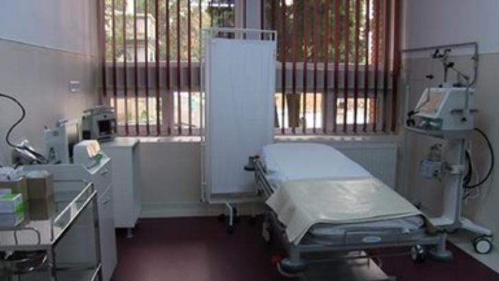 Contrabalanță din bidon cu apă, la Spitalul din Focșani. DSP s-a autosesizat