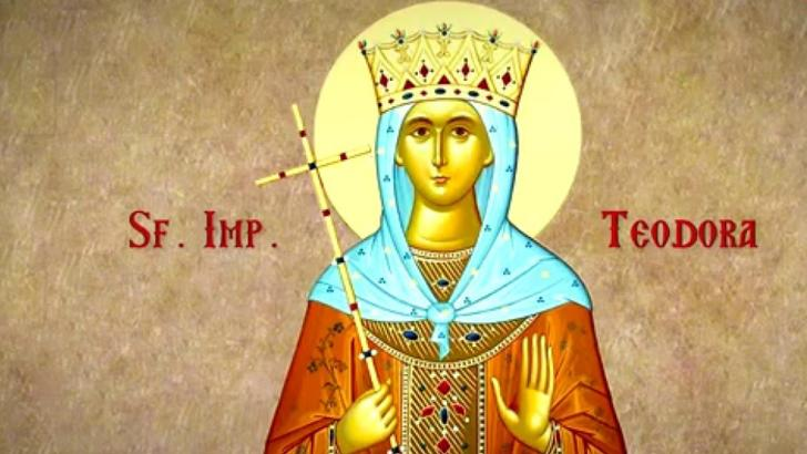Sfântul Teodora împărăteasa