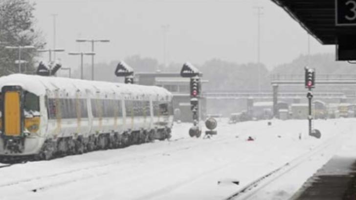 HAOS și pe calea ferată! LISTA trenurilor de călători ANULATE