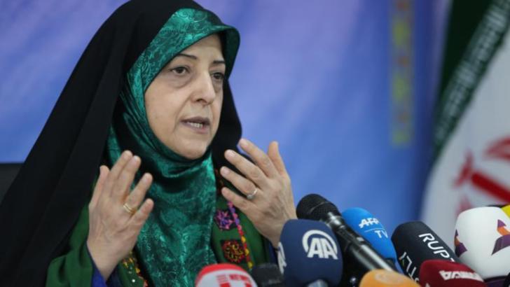 Vicepreședinta Iranului are coronavirus. E al patrulea om politic din țară care se îmbolnăvește