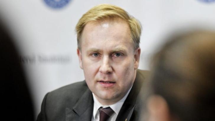 Victor Costache, ministrul Sănătății