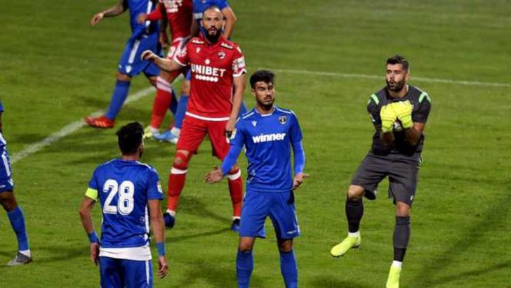 VIDEO   Adio, play-off! Dinamo a pierdut partida cu Voluntari!