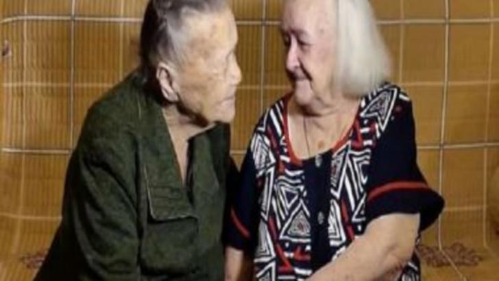 Povestea tulburătoare a surorilor care s-au reîntâlnit după 78 de ani