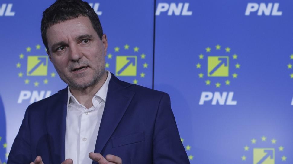 Nicușor Dan, candidat PNL la Primăria Capitalei
