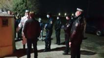 Revoltă la un centru de carantină din județul Arad. S-a intervenit cu mascații