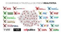 Trustul media Realitatea luptă pentru România